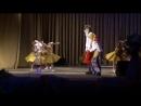 Варя Ивлева поет Бабушка рядышком с дедушкой на сцене с мамой и папой