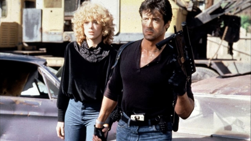 Кобра - [HD] (1986г)