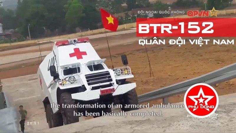 Chiếc xe đặc biệt của Lực lượng gìn giữ hòa bình Việt Nam tại Sudan