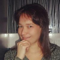 Анкета Виктория  Симонова