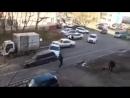 Ушёл от ГИБДД на Хабаровской