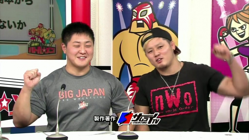 Battlemen News (October 27th, 2017) - Daichi Hashimoto Hideyoshi Kamitani