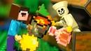 НОВЫЙ РЭПЧИК 💰 Лего НУБик Майнкрафт Мультфильмы для Детей - LEGO Minecraft Мультики Анимация