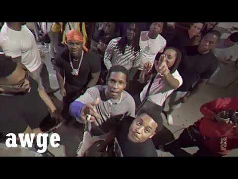 Awge Pt. 2 Freestyles Only (Asap Rocky, Chief Keef, Asap Mob, Ski Mask, Asap Ferg, Key, Tadoe More