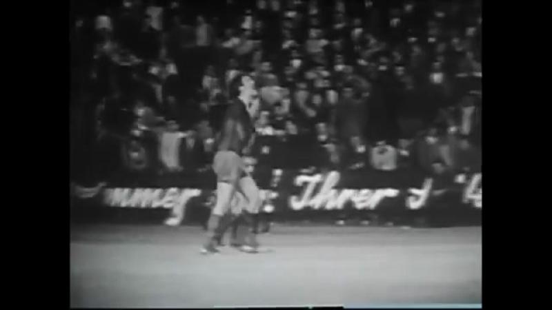 Кубок Кубков 1968/69. Барселона (Испания) - Слован (Чехословакия