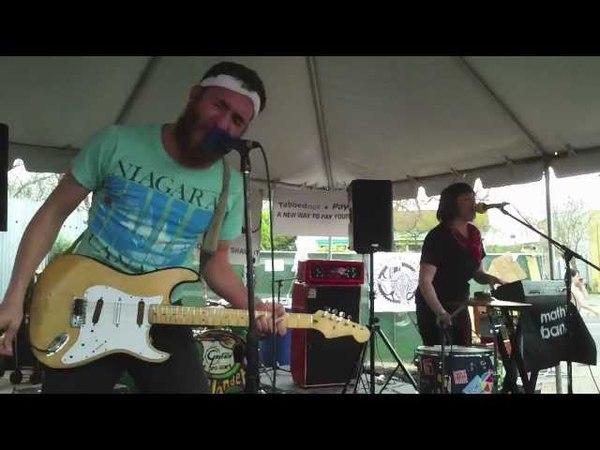 Math the Band Live SXSW 2012 Peelander-Fest