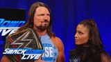 Will AJ Styles be the Last Man Standing at WWE Money in the Bank SmackDown LIVE, May 29, 2018
