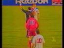 ЛЮКСЕМБУРГ - РОССИЯ - 0:4 (0:1) 14 апреля 1993 г. Отборочный матч XV чемпионата мира.