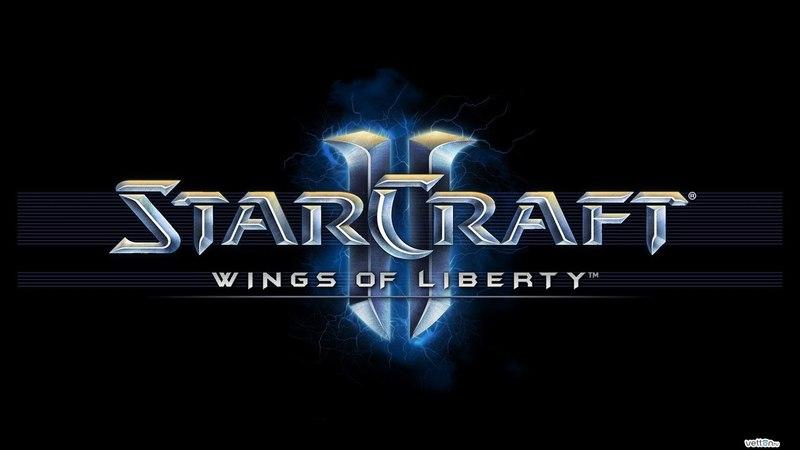 StarCraft 2. Врыв в платину от Вакопа.
