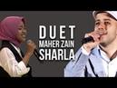 Akhirnya Sharla Martiza Duet dengan Maher Zain