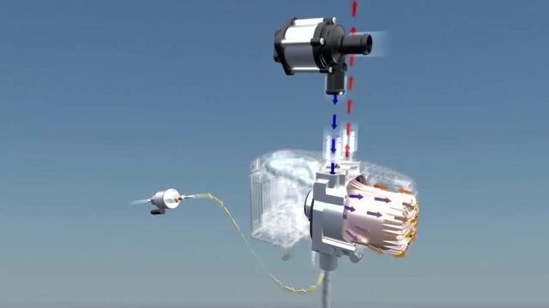 Как работает предпусковой подогреватель двигателя Hydronic S3 Как работает подогреватель Эберспехер