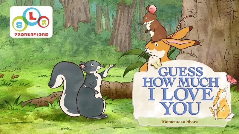 Guess How Much I Love You: Moments to Share Lend a Helping Hand