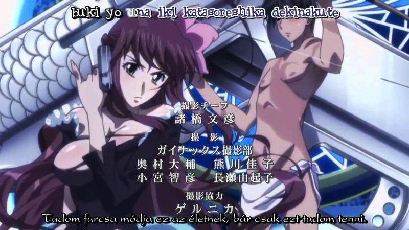 [NSTT] Shikabane Hime Kuro ED3