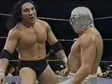 Perro Aguayo Jr. vs. Hijo del Santo, el duelo