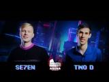 Arena Battle Rap BPM SE7EN vs TWO D (s1e1)