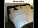 Друзья, а как вы спите в гостиницах Спокойно или чувствуете, что все не так, как дома