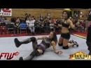 Allie Recks vs Sam Leterna Womens Wrestling