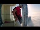 Прыжок с небоскрёба в Дубае