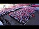 Atatürk Çocukları Marşı Mustafa Öncel ilkokulu ortaokulu 29 Ekim Cumhuriyet Bayramı kutlaması