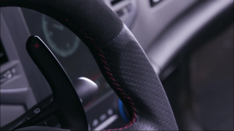 2018 Renault Megane R.S - Interior