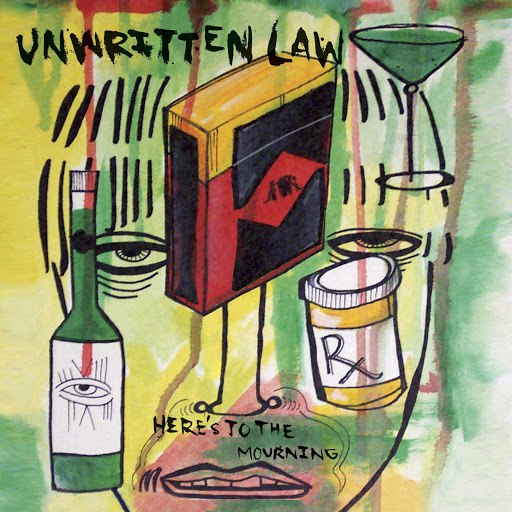 Unwritten Law альбом Here's To The Mourning (revised domestic digital release - amended version)
