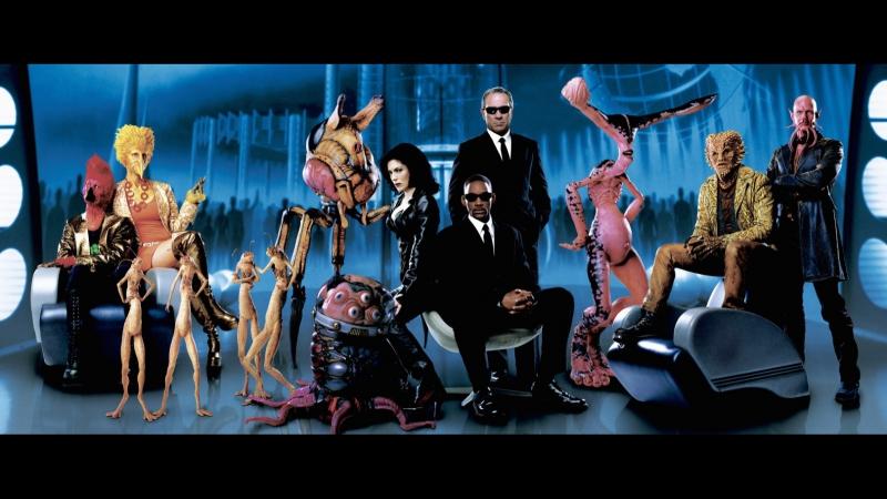 Люди в чёрном Men in Black 1,2,3 » Freewka.com - Смотреть онлайн в хорощем качестве