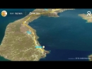 From Fira to Oia Santorini