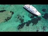Кипр: Тусовка на Яхте, съёмка с воздуха DJI Mavic Pro