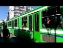 Трамвай в столице Туниса