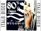 80's Dance Megamix - Chwaster Mixx Italo Disco &amp Euro Dance