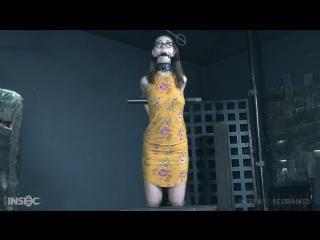 Shae Celestine [PornMir, ПОРНО, new Porn, HD 1080, BDSM, Metal Bondage, Humiliation, Torture, Dildo, Vibrator]
