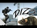 CS GO 2x2 Silvers makes AK Из сильверов в АК 2х2 КСГО Крысик и Ярослав