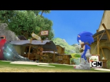 Sonic Boom S02E22 - Robots from the Sky Part 2