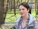 Выпускники костромских детдомов заложили символический «Сад Победы»
