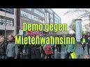 DEMO GEGEN MIETENWAHNSINN BERLIN 14 04 2018