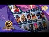 OVERWATCH от Blizzard. СТРИМ! Празднование второй годовщины игры вместе с JetPOD90, часть №2.