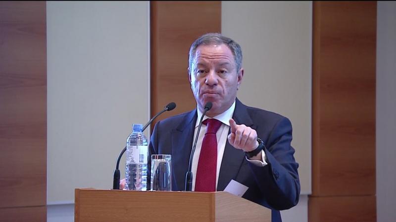 Выступление Александра Бравермана на Парламентских слушаниях (4 апреля 2018 г.)