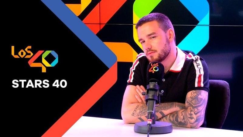 Liam Payne contesta a las preguntas de sus fans españoles
