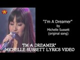 Michelle Sussett I'm A Dreamer LYRICS Video American Idol 2018 Top 10