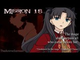 MMORPG Players In A Nutshell 2 Fate Stay Night Edition