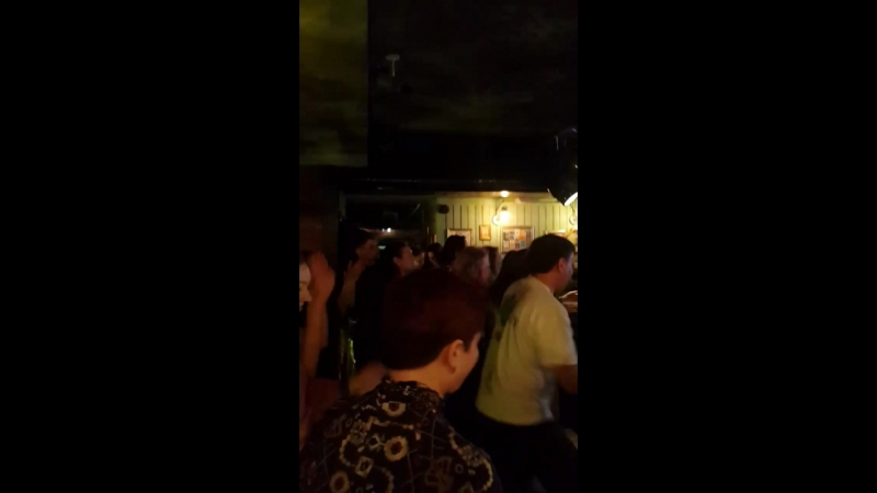 First English Choir - Энергичные танцы))