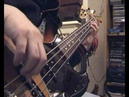 Disco Inferno by The Trammps BASSLINE by Rino Conteduca with Fender jazz bass 62 reissue