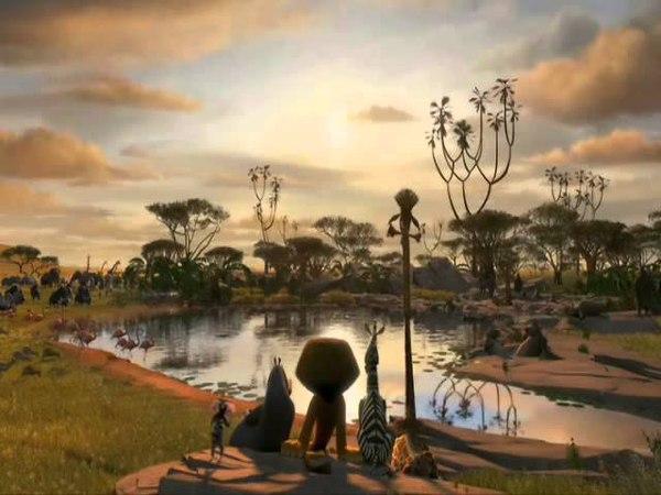 Мадагаскар 2 - Король Джулиан.