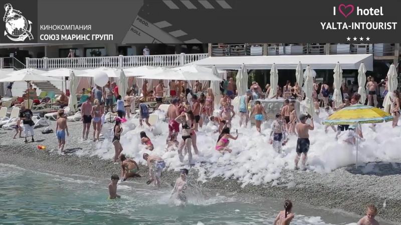 Ведущий муз-тв Георгий Иващенко рассказал, чем же так хорош отель «Ялта-Интурист»