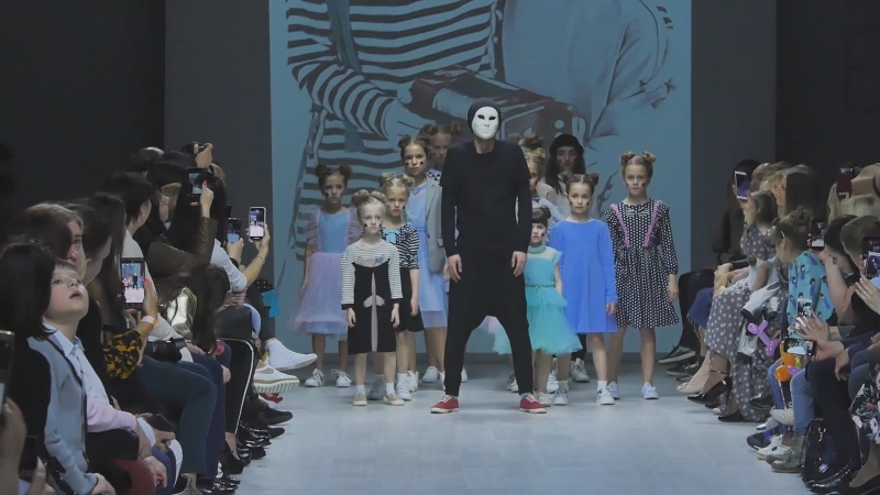 BFW 2018 Minsk. Art Fashion Academy - Mademoiselle Adri. Director-producer: KAZAKEVICH ROMAN