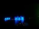 Поющие фонтана на озере Абрау