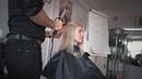 Мастер класс Дмитрия Арабаджи Стрижки не требующие укладки и современный блонд