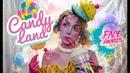 Reto #2 - Face Awards Colombia 2018 - Candy Land - Mortiana