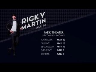 Ricky Martin instagram We are #ALLin Ricky Martin 💃🎶 #Fiebre #RickyMartin #SexySouls