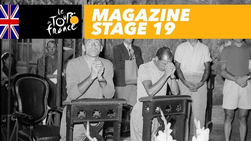 Magazine : 1948, Bartali's pilgrimage in Lourdes - Stage 19 - Tour de France 2018